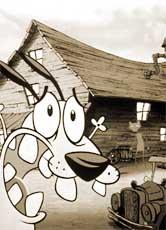 Coraje el perro Cobarde - imagenes, videos (Megapost)