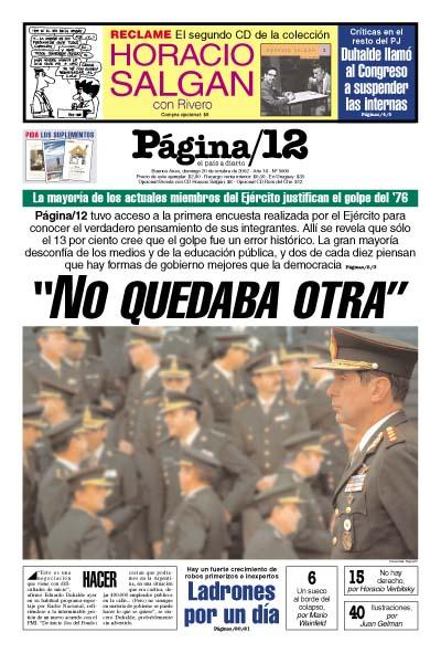 Tapa de la fecha 20-10-2002