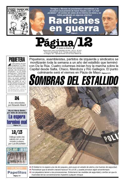 Tapa de la fecha 16-12-2002