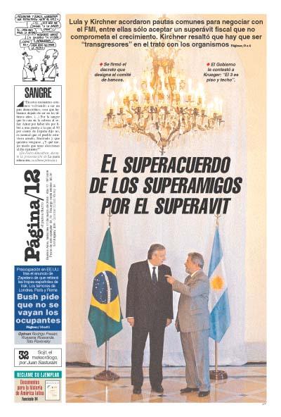 Tapa de la fecha 17-03-2004