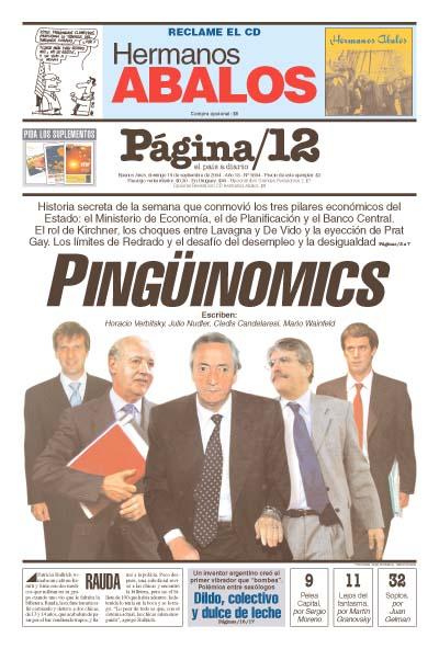 Tapa de la fecha 19-09-2004
