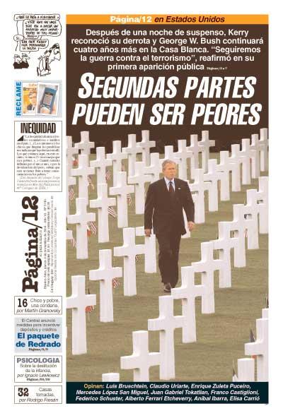 Tapa de la fecha 04-11-2004