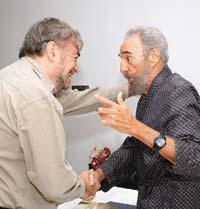Relato de la nueva gran batalla de Fidel