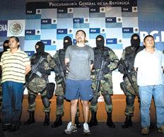 Narcos Detenidos