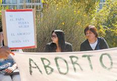 La chica violada podrá abortar