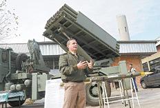 No sólo de misiles viven los militares Mil