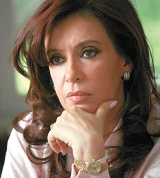 CFK, preocupada | Página 12