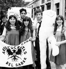 La revista de los estudiantes en la dictadura