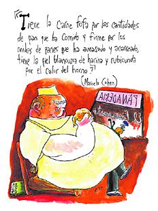 Página12 Verano12 La Gran Cadena De Los Panaderos