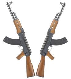 ¿Armas rumanas en México?