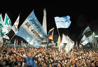 Argentina. 35 años del golpe militar. El fuego de la memoria