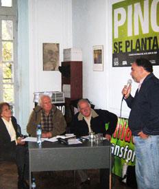 """""""La Casa de Pino Solanas"""""""