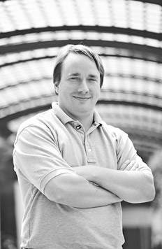 Entrevista exclusiva a linus torvalds