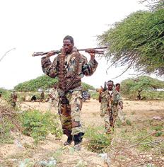 Tambores de guerra en Africa