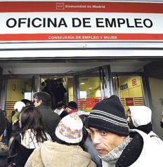 Todos los caminos hacia ti espa a campeona del desempleo for Oficina de desempleo