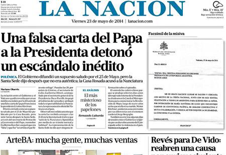 P gina 12 el pa s una clase de periodismo for Paginas de espectaculos argentina