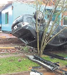 Fotos del boliche tornado