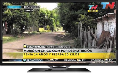 Chaco, la muerte del niño y la canalla mediática