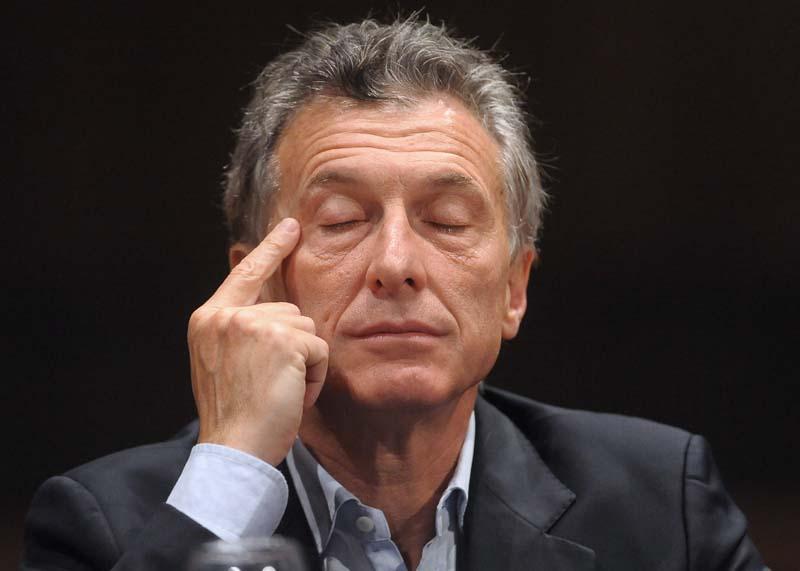 Resultado de imagen de fotos de Macri