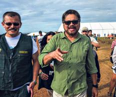 Las FARC discuten los acuerdos de paz