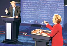 Economía y seguridad, ejes del debate