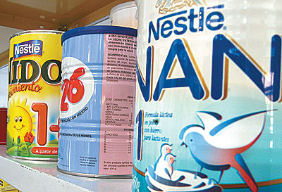 grasa en leche en polvo: