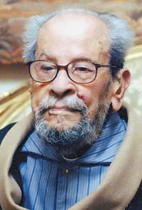 Naguib Mahfouz est mort NA29FO10