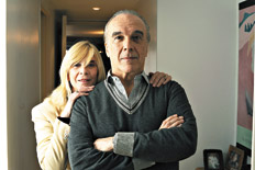 [Pagina 12] Graciela Dufau y Hugo Urquijo hablan de Eva y Victoria Na29fo01