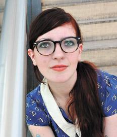 """""""La línea entre realidad y ficción está muy desdibujada"""", afirma Megan Boyle. Imagen: Rafael Yohai"""