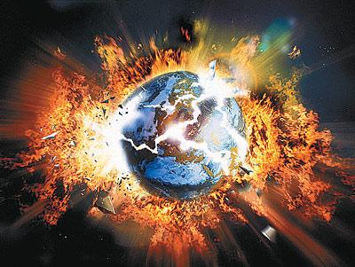 10 Posibles causas del fin del mundo!