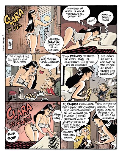 Clara de noche 1
