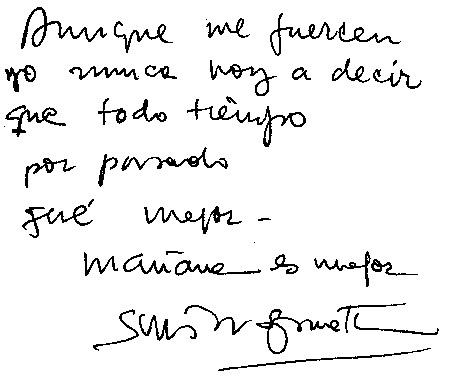 fue amor letra fabiana: