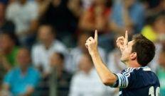 Argentina le ganó a Alemania 3 a 1