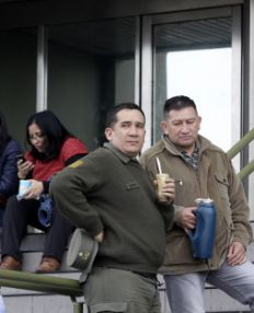 Conflicto: Gendarmería y Prefectura Dyn804