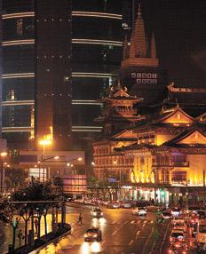 Shanghái hoy