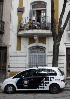 GATILLO FÁCIL DE LA METROPOLITANA EN LA BOCA
