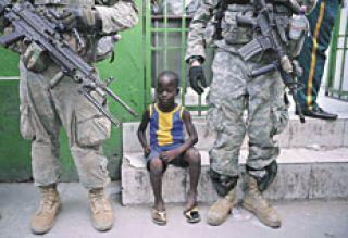 Página/12 :: Contratapa :: Haití, siempre Haití
