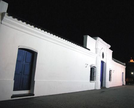 Se inaugura la réplica de la Casa de Tucumán