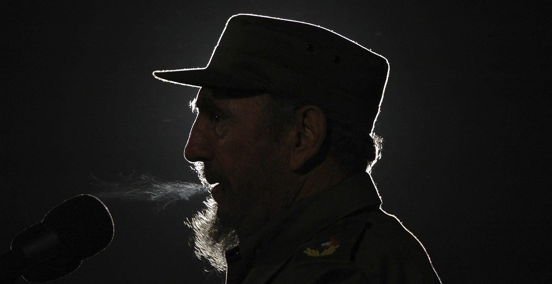 Fidel Castro murió anoche a los 90 años. (Fuente: EFE)