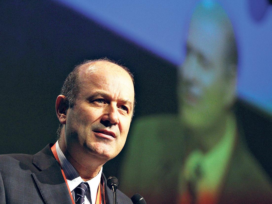Federico Sturzenegger les hizo ganar a los bancos entre enero y octubre un 44 por ciento más que en igual período de 2015. (Fuente: Bernardino Avila)