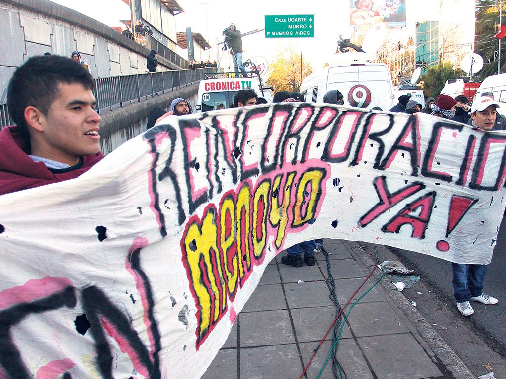 La mayor cantidad de conflictos laborales se produjeron en la ciudad de Buenos Aires.