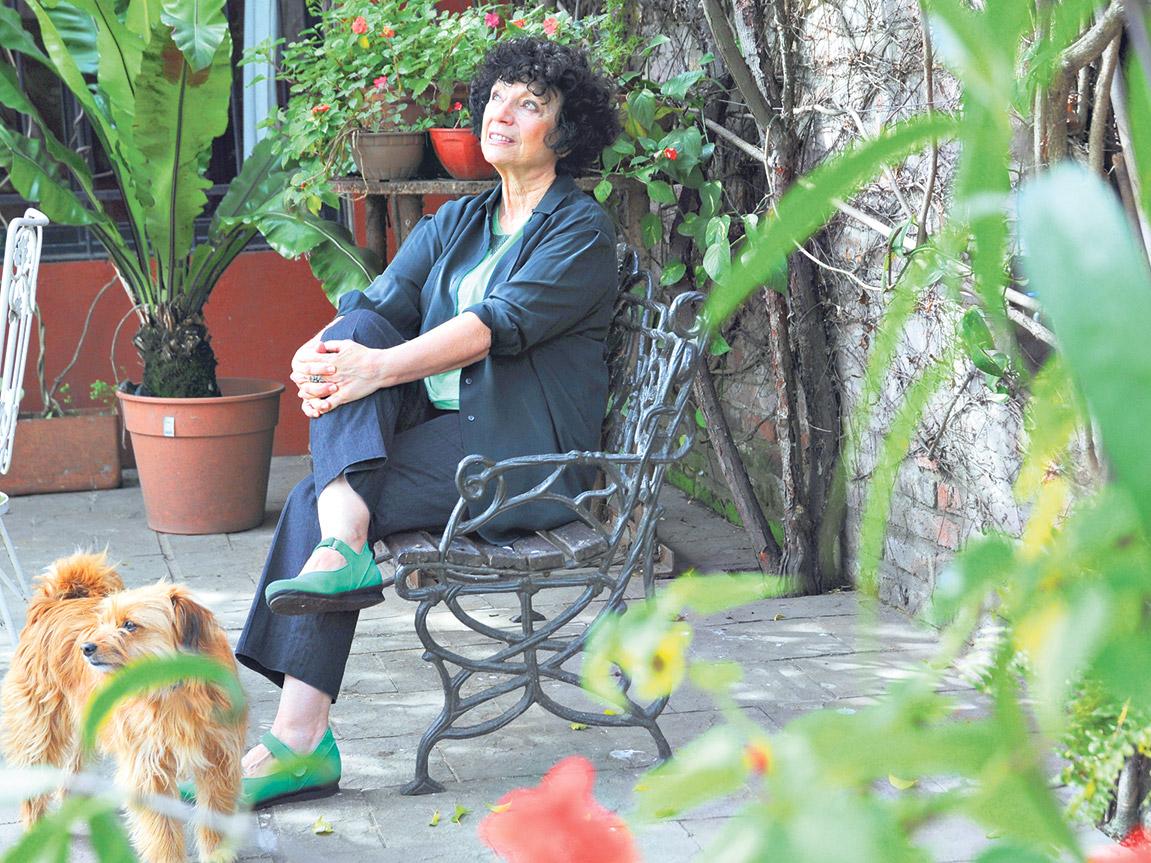 Valenzuela celebrará el medio siglo de su novela hoy a las 19 en la Librería del Fondo. (Fuente: Guadalupe Lombardo)