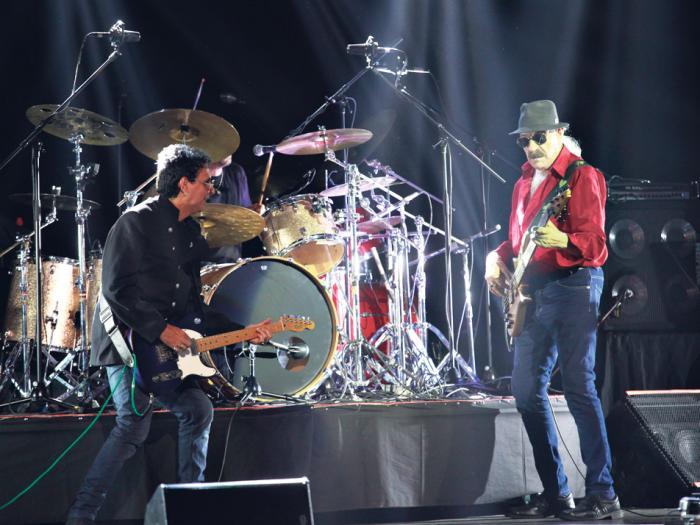 Brindis por medio siglo de rock argentino