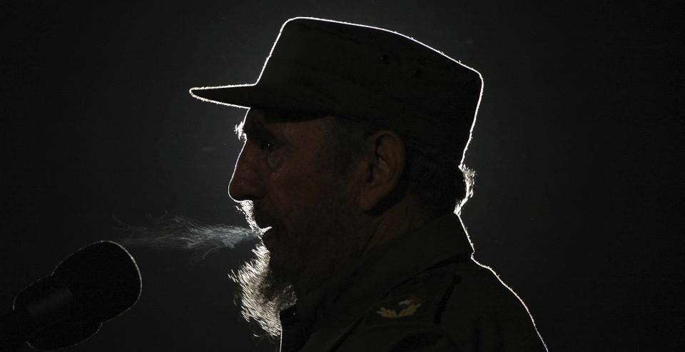 Fidel Castro murió anoche a los 90 años.